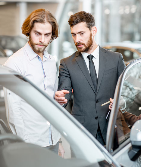 Can we rent any car we want