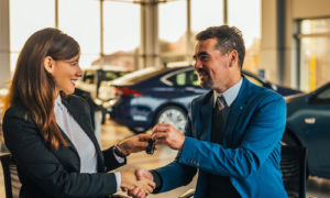Return of the rental vehicle